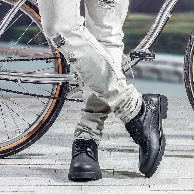 Panama Jack Panama 02 Gore-tex Black Napa Grass Man Footwear