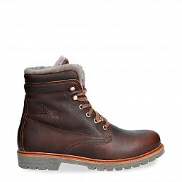 Panama 03 Aviator Igloo Chestnut Napa Grass Man Footwear