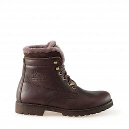 Panama 03 Aviator Igloo Brown Napa Grass Man Footwear
