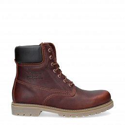 Panama 03 bark cognac Napa Grass Man Footwear