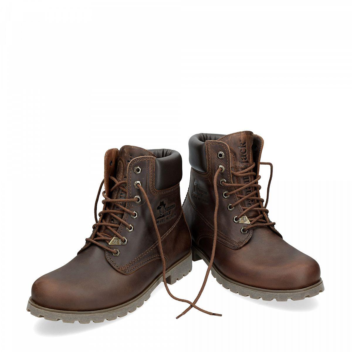 07a23433 Men's boot PANAMA 03 tan | PANAMA JACK® Official
