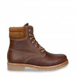 Panama 03 Igloo bark cognac Napa Grass Man Footwear
