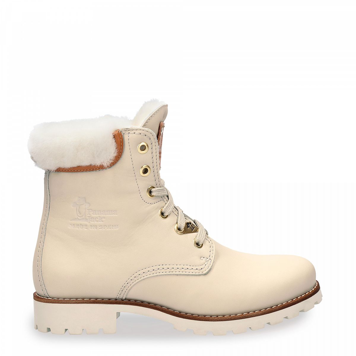 Women s boot PANAMA 03 IGLOO TRAVELLING ecru  05404b1c6b1