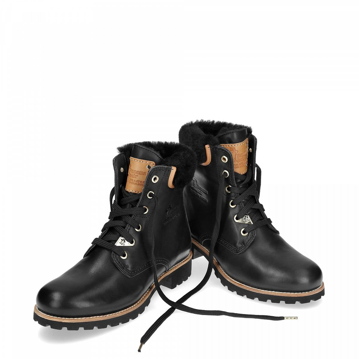 5ce3eaeeb60cc1 Women s boot PANAMA 03 IGLOO TRAVELLING black