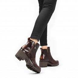Pauline Gtx Brown Pull-Up