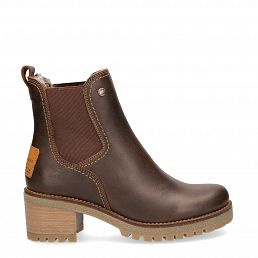 Pia Brown Napa Woman Footwear