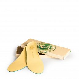 Insoles Wheat Piel Man