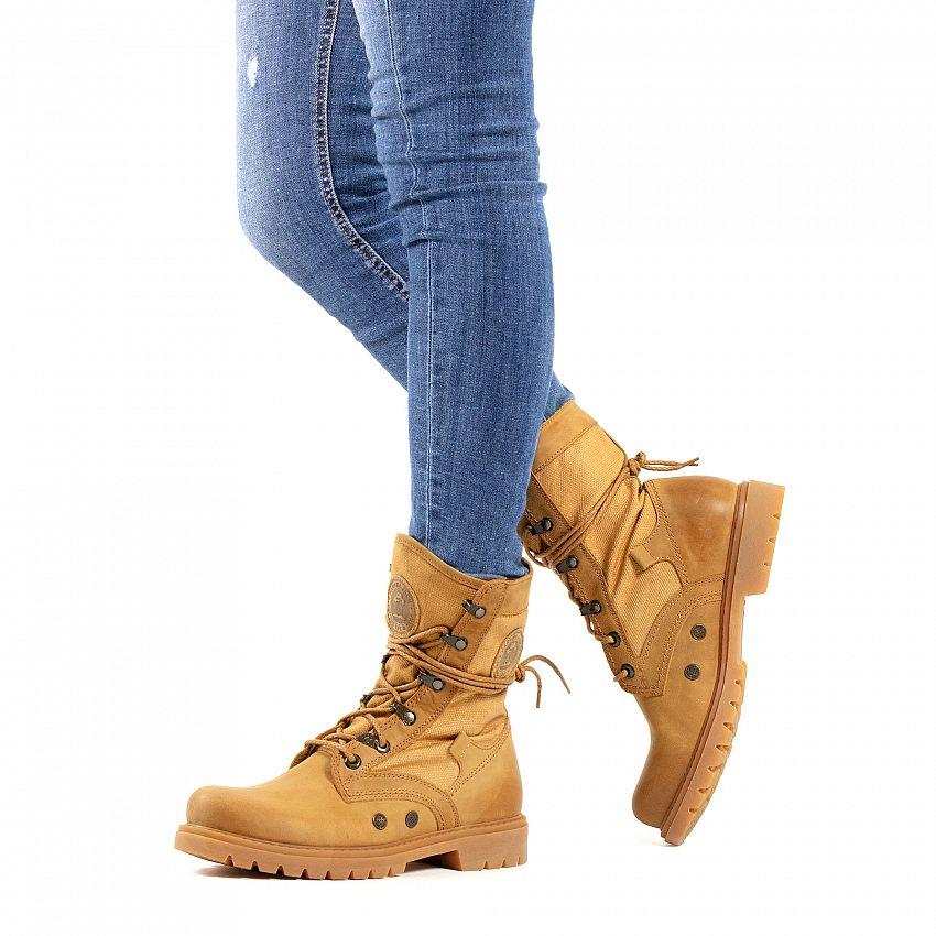 Route Boot Women Vintage  Napa
