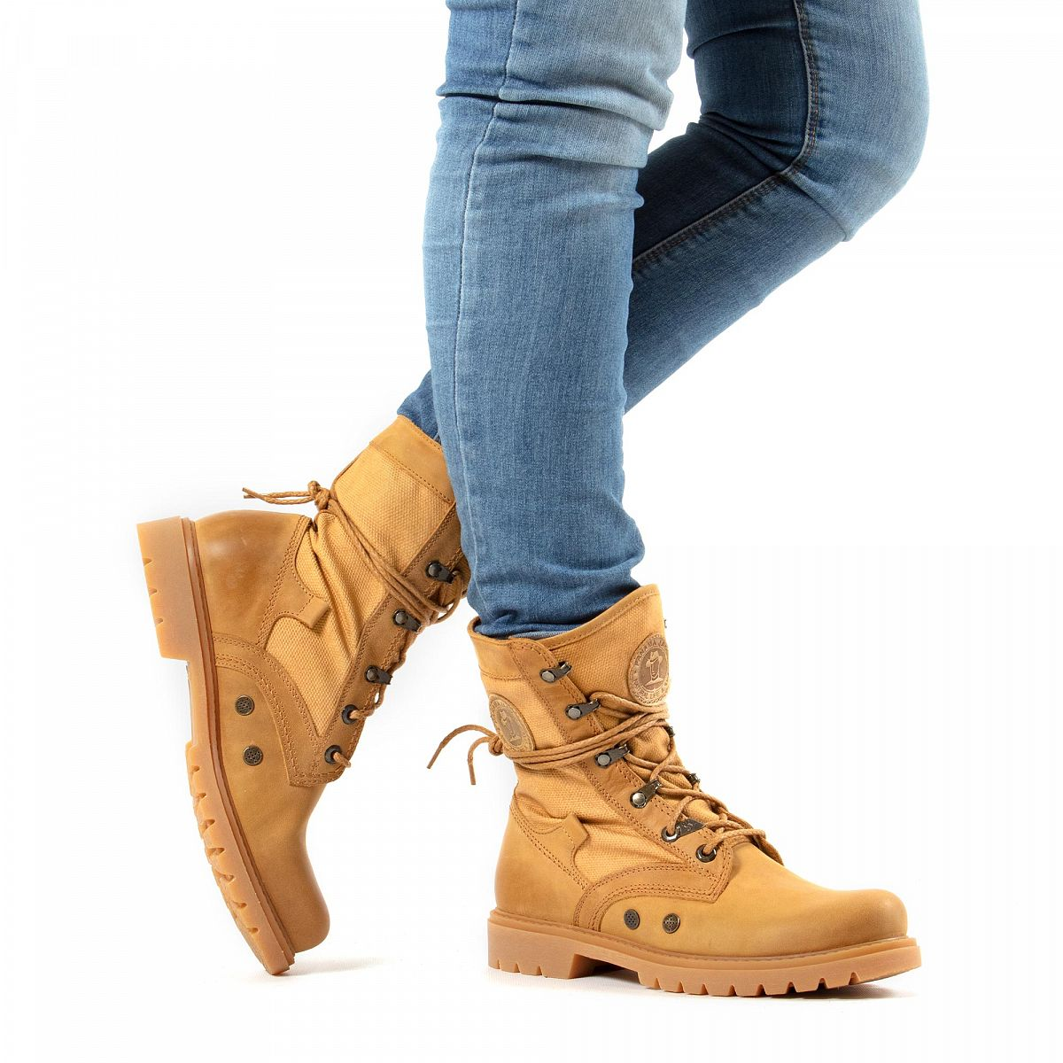 Route Boot Vintage  Nappa