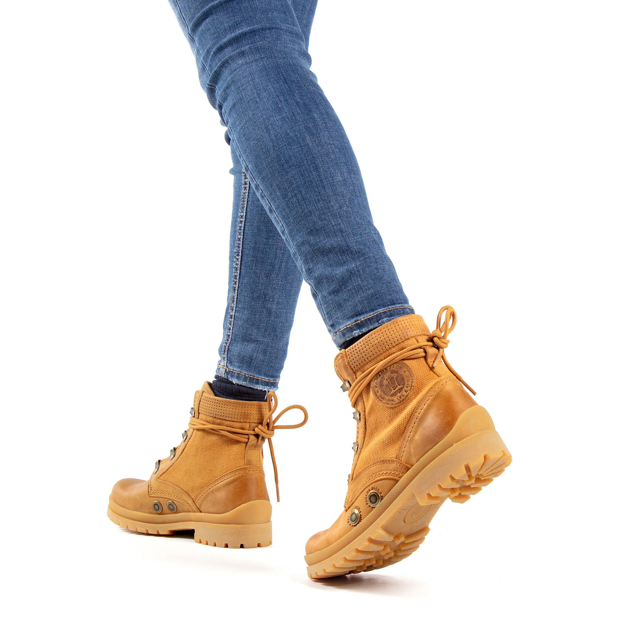 Boot Reporter Women Vintage  Napa