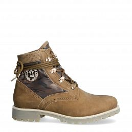 Route Boot Reporter Bark Nobuck Woman Footwear