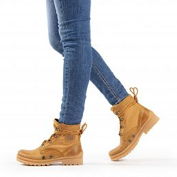 Boot Reporter Vintage Nappa