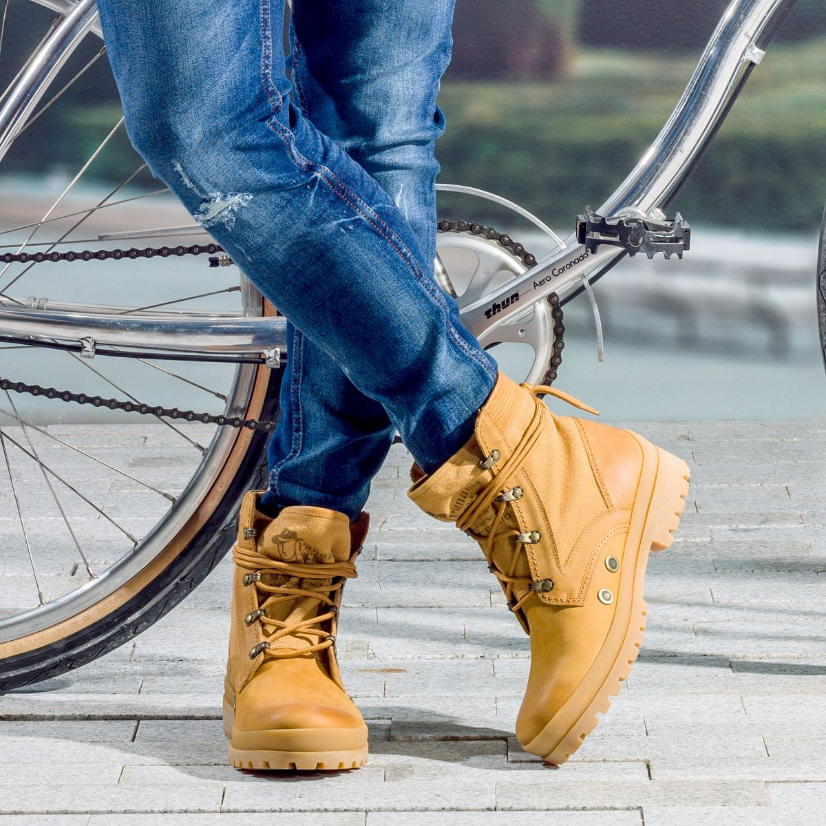 e1bc3d15 Botas Hombre Boot Reporter vintage | Tienda Oficial PANAMA JACK®