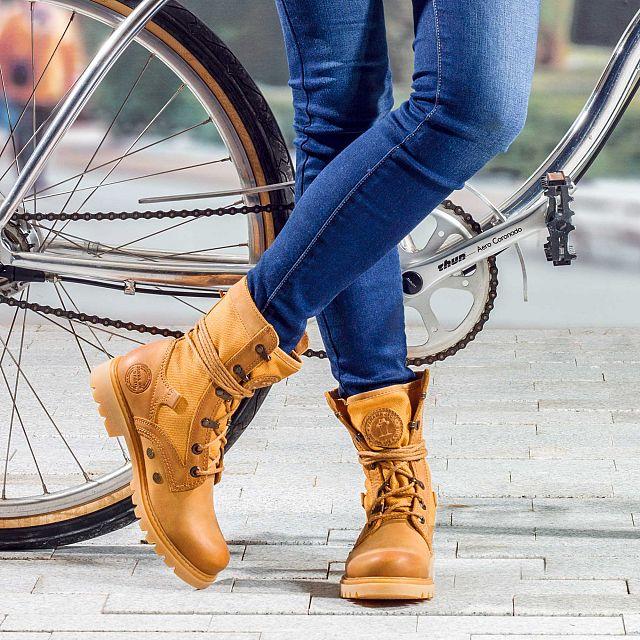 Route Boot Vintage  Napa Mujer Calzado