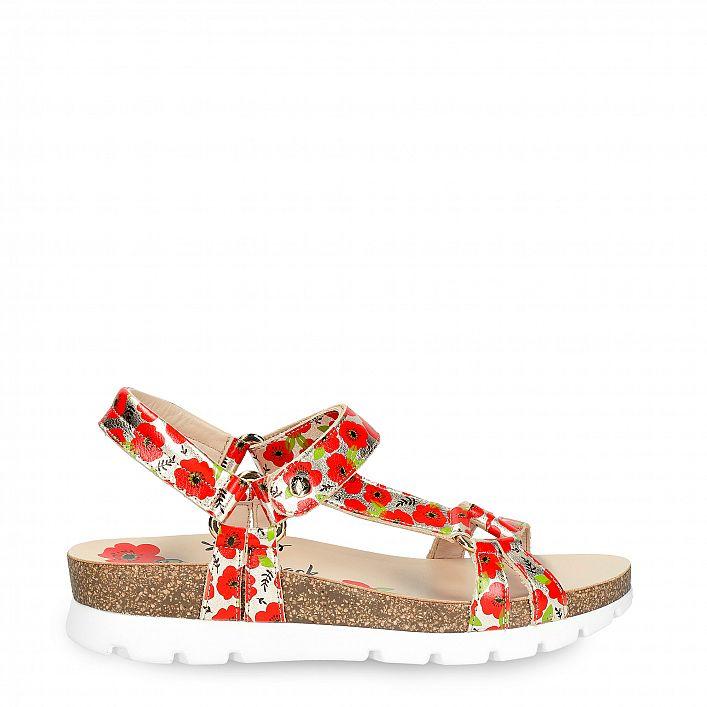 Sally Garden Rojo Napa