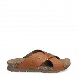 Salman Bark Napa Man Footwear
