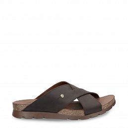 Panama Jack Salman Brown Napa Grass Man Footwear