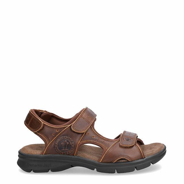 Salton Basics bark cognac Napa Grass Man Footwear