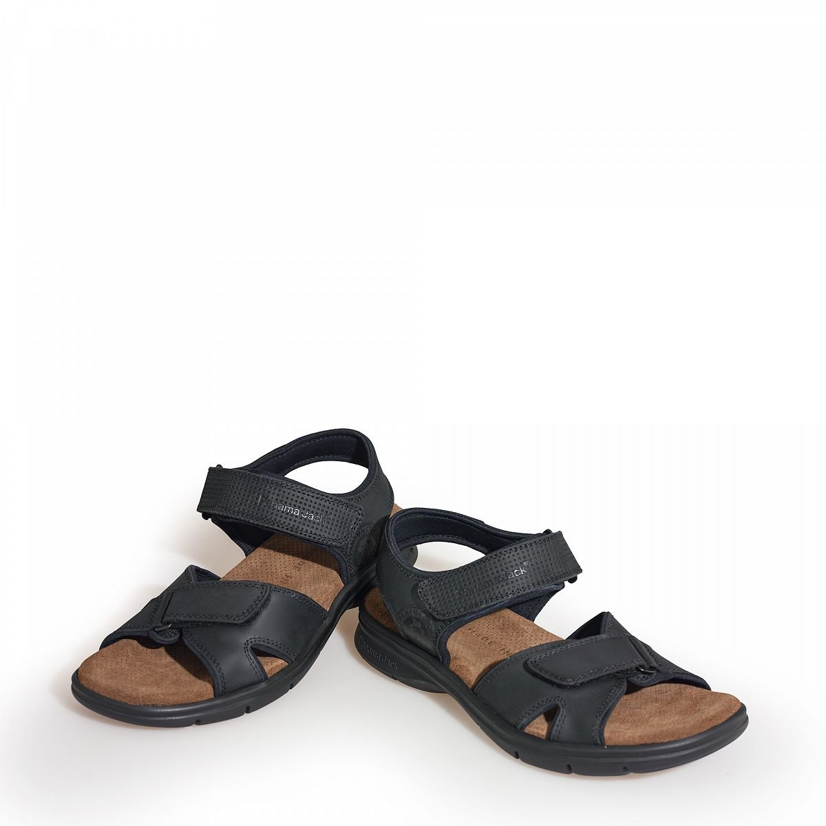 bef600c3cc7e3a Men s sandals SANDERS BASICS black