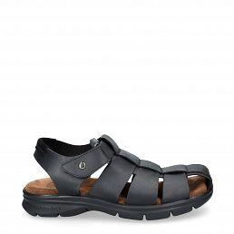 Panama Jack Sauron Black Napa Grass Man Footwear