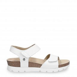 Panama Jack Scarlett Basics White Napa New-in-woman-summer