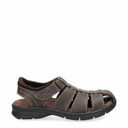 Sherpa Basics Brown Napa Grass Man Footwear