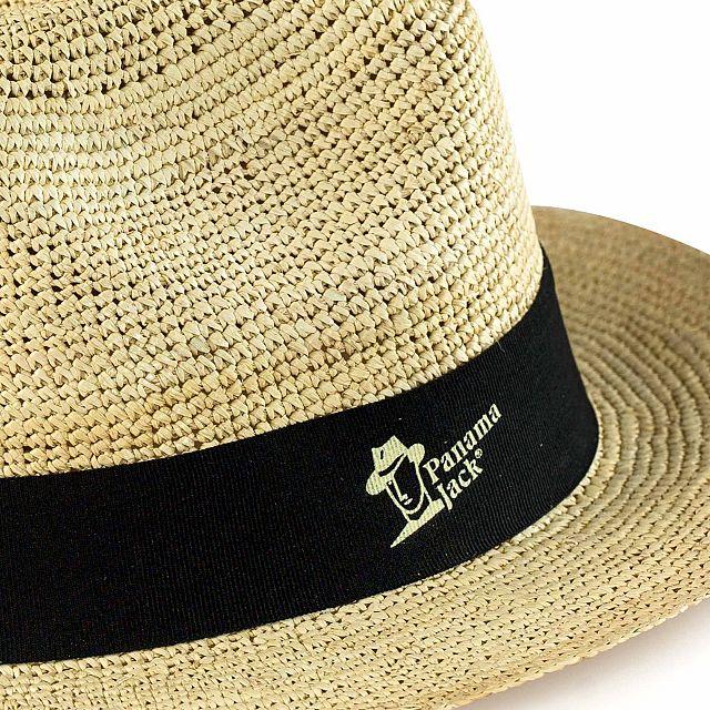 Echter Panama Hut aus feinen Toquilla-Fasern