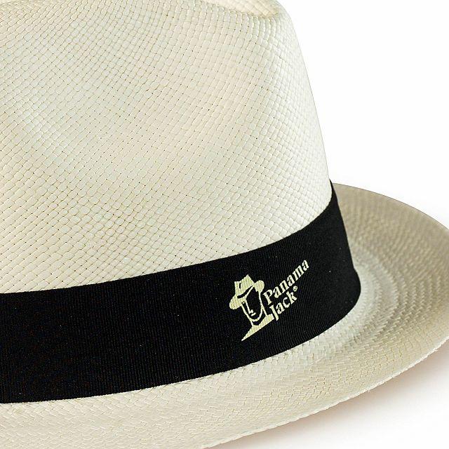 Sombrero de paja toquilla natural
