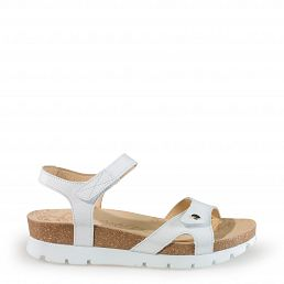 Sulia Basics White Napa Woman Footwear