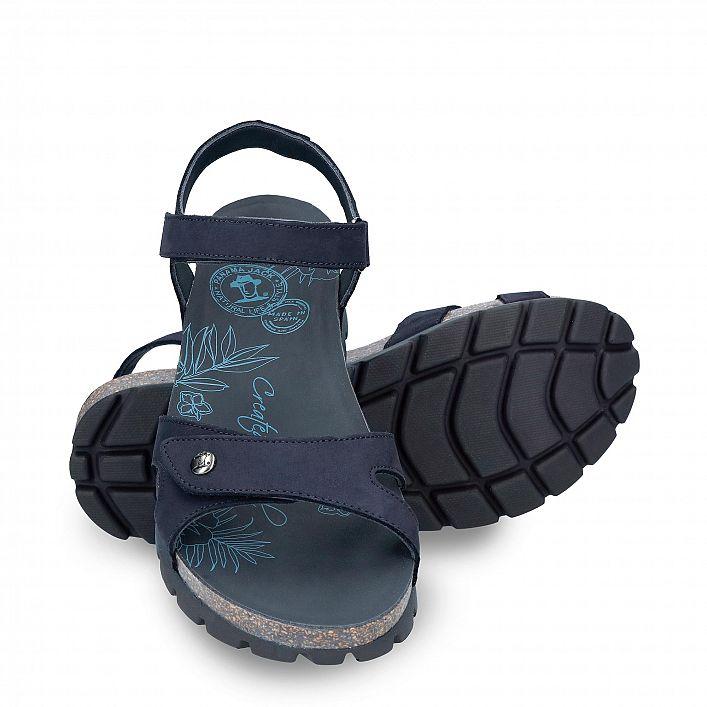 Sulia Basics Navy blue Nobuck