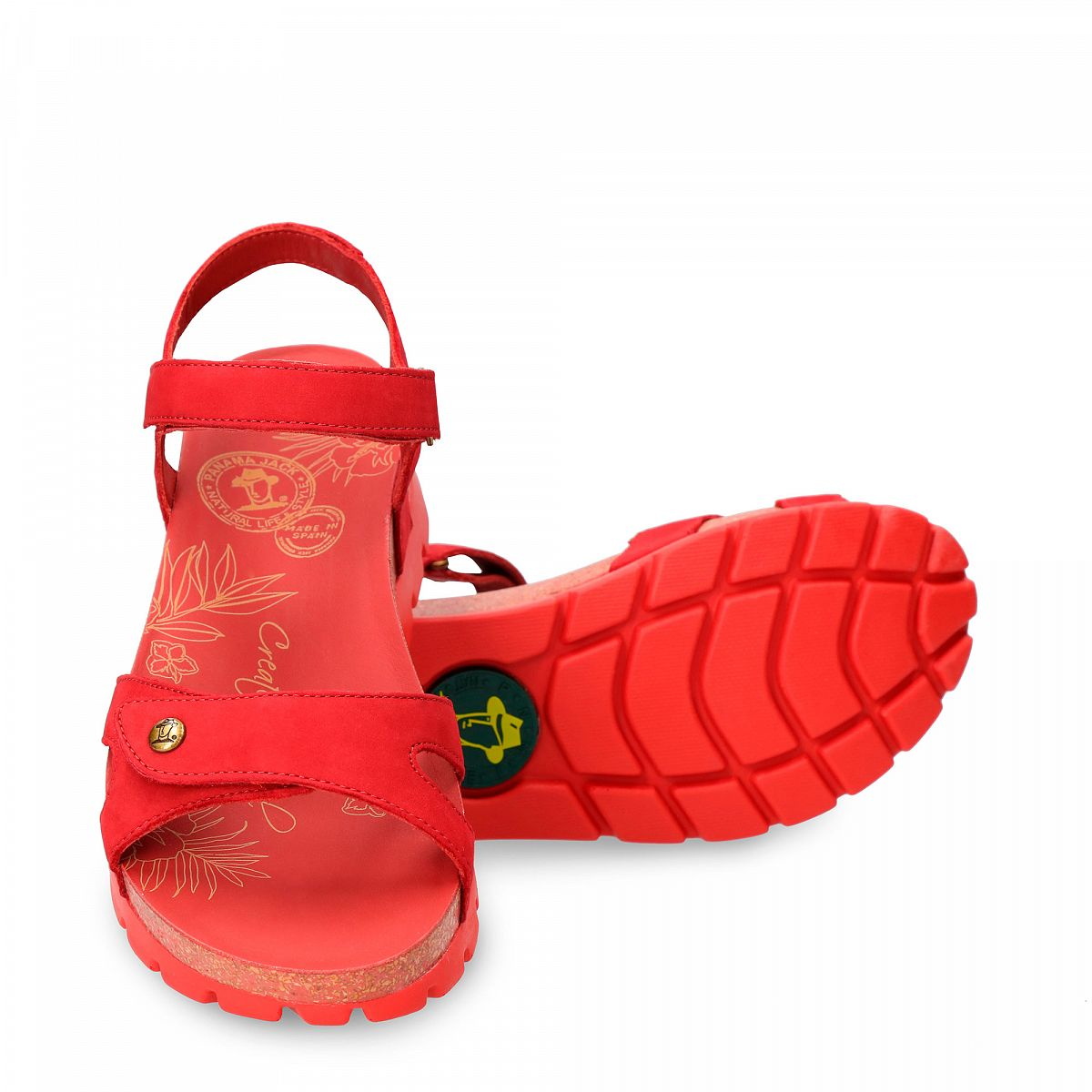 Sulia Basics Red Nobuck