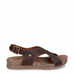 Sullivan Explorer Chestnut Napa Grass Man Footwear