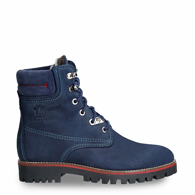 Panama Jack Talvi Navy blue Nobuck Season-preview-woman