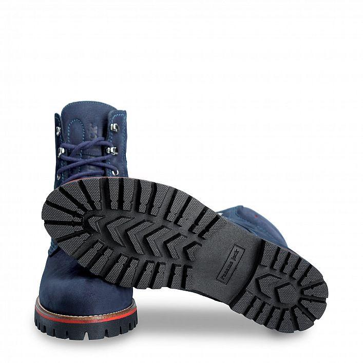 Talvi Navy blue Nobuck