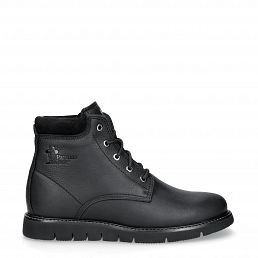 Tyson Black Napa Grass Man Footwear