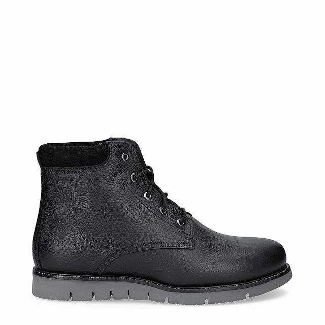 Tyson Igloo Black Napa Grass Man Footwear