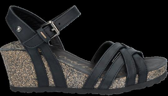 Vera Basics Zwart Nappa gras