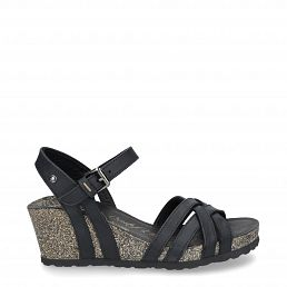 Vera Basics Black Napa Grass New-in-woman-summer