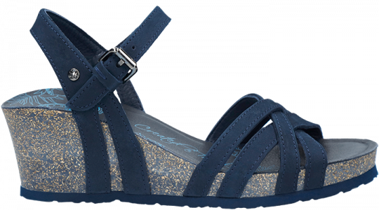 Vera Basics Navy blue Nobuck