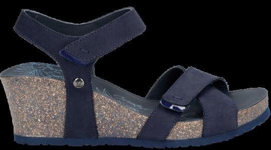 Vieri Basics Navy blue Nobuck