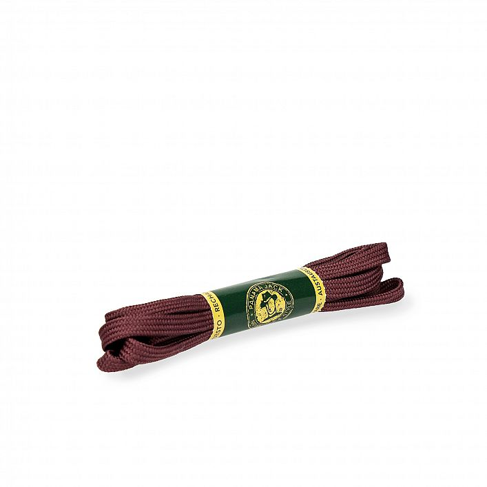 Shoelaces 125 Cm in Burgundy