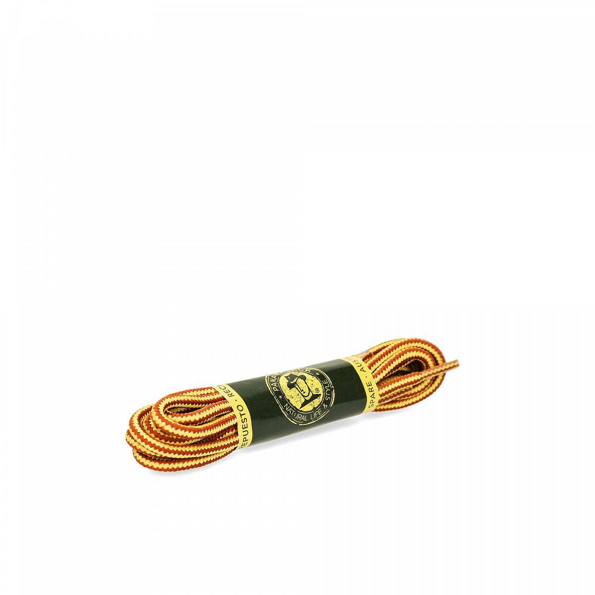 Cordón bicolor 125 Cm Bi.Cuerda T