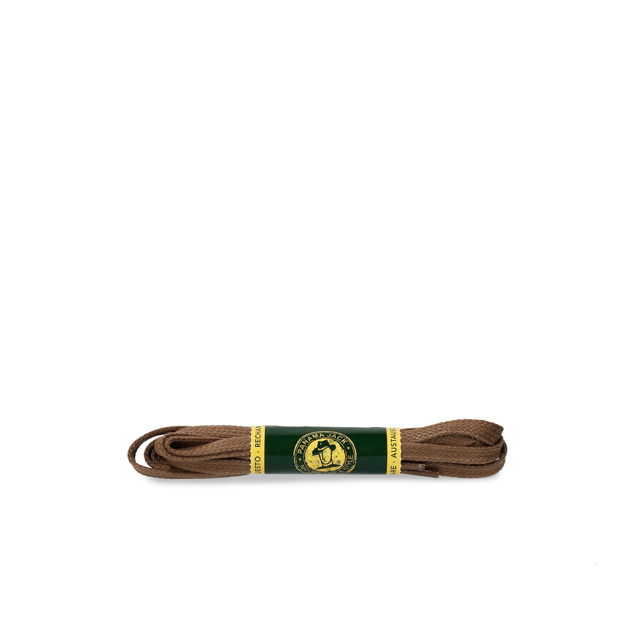 Shoelaces 135 Cm in bark Bark Algodon