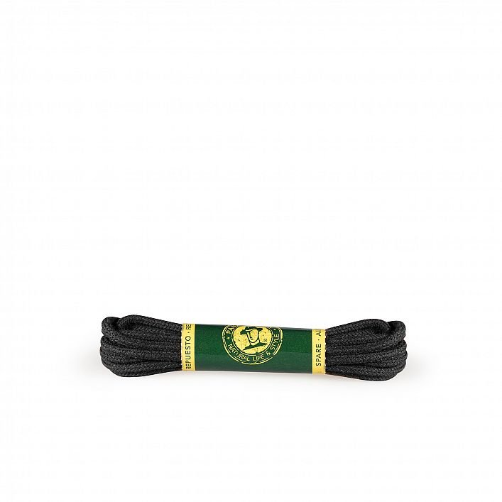 Shoelaces 80 Cm in black Black T
