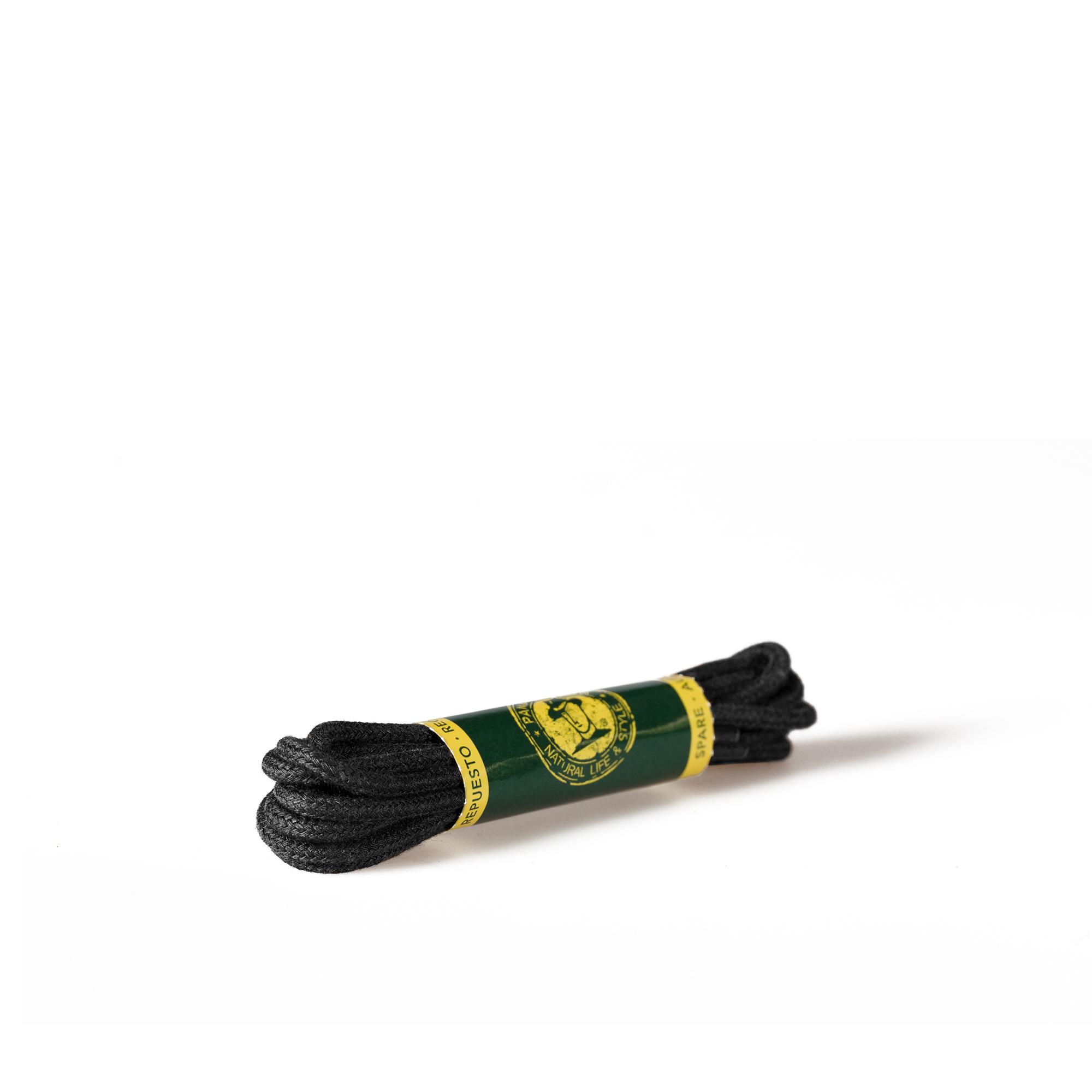 Shoelaces 80 Cm in black Black T