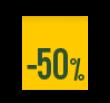 50% descuento Internacional